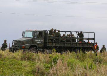 Torturados por sus compañeros y ahora juzgados: así enfrentan nueve militares un consejo de guerra en México