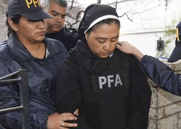 Detenida en Argentina una monja acusada de elegir a niños ?sumisos? para curas violadores