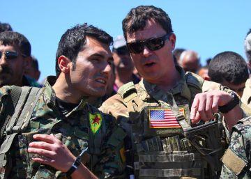 Turquía cree inaceptable que EE UU arme a las milicias kurdas de Siria