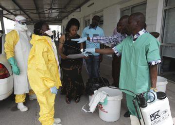 Un nuevo brote de ébola en Congo causa la muerte de tres personas