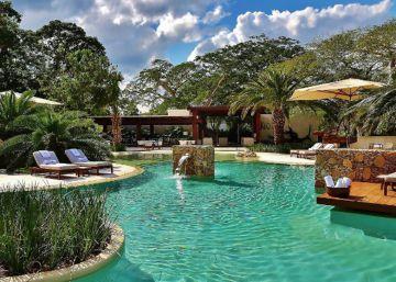El mejor hotel del mundo está en la península de Yucatán, según la Unión Internacional de Arquitectos