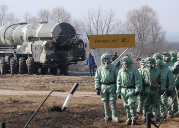 ?El sistema de control de armas nucleares puede hundirse en cualquier momento?