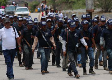 Un nuevo grupo de autodefensa surge en el sur de México