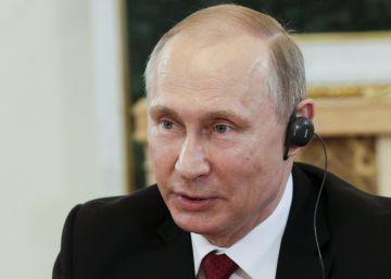 Putin muestra comprensión por los hackers que atacan a los enemigos de Rusia