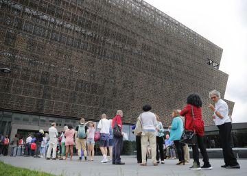 Incidente racista: hallan una soga en el Museo Afroamericano de Washington