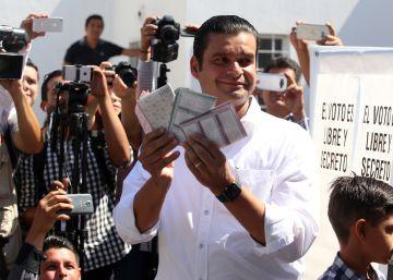 El candidato del PAN-PRD en Nayarit se impone a un PRI tildado de narco y corrupto