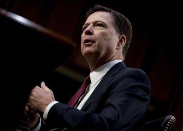 El ex director del FBI acusa en el Senado a Trump de ?mentir y difamar?