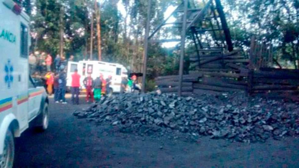 Al menos dos personas mueren por una explosión en una mina en Colombia