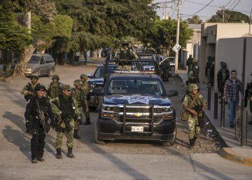 Un grupo armado rapta a ocho personas en un exclusivo restaurante de Culiacán