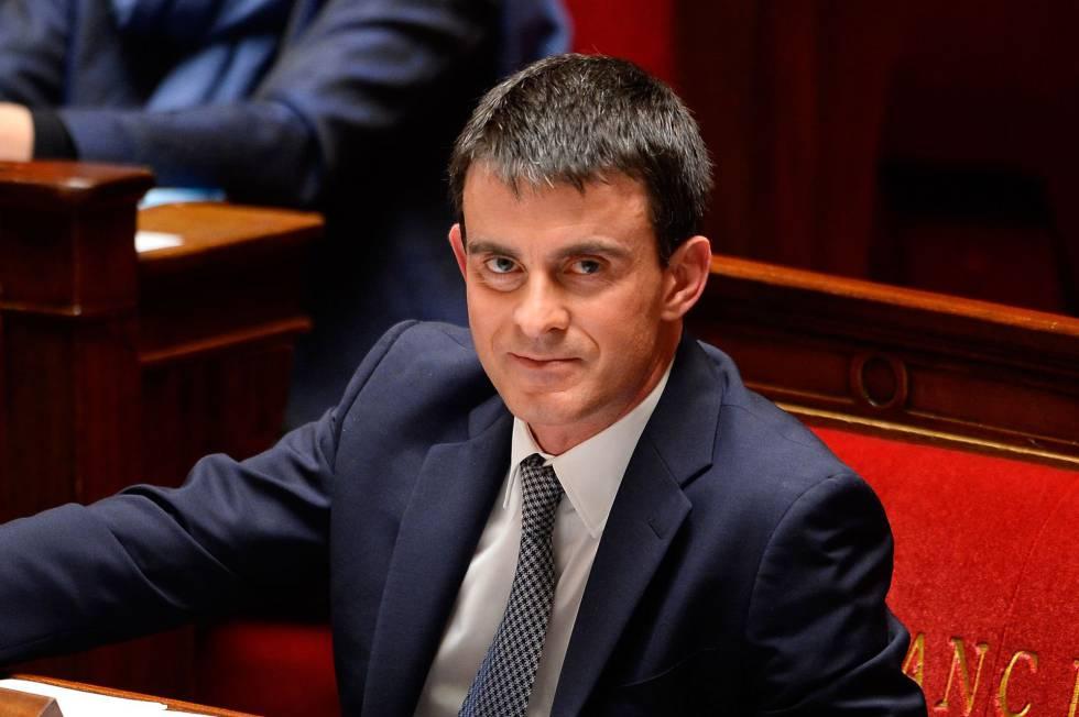 Manuel Valls deja el Partido Socialista