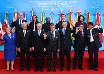 """Mercosur decide la """"suspensión política"""" de Venezuela y consuma el aislamiento de Maduro"""