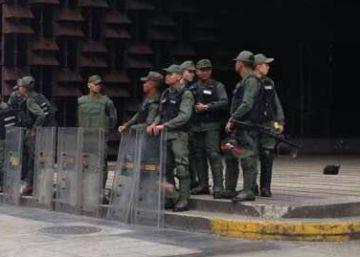 La fiscal general de Venezuela denuncia el asedio de la institución