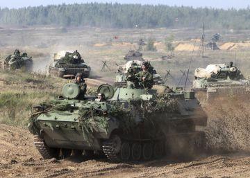 Rusia exhibe su músculo militar con grandes maniobras frente a la UE