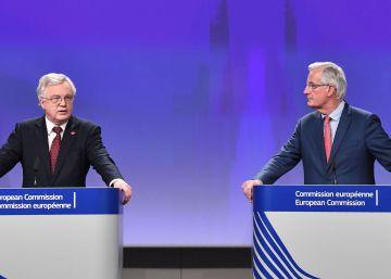 Bruselas da dos semanas a Londres para que concrete la factura del Brexit