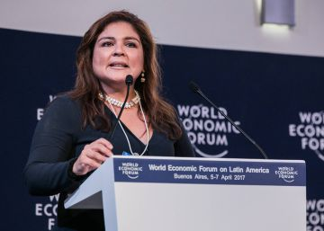 La próxima reunión de Davos estará dirigida por mujeres