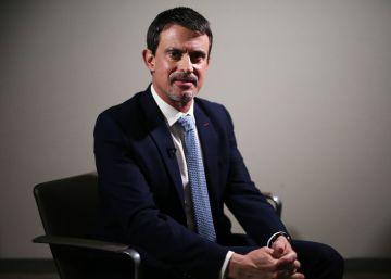 """Manuel Valls: """"La socialdemocracia se está muriendo"""""""