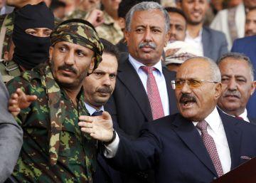 El expresidente Saleh de Yemen ofrece a Arabia Saudí una salida a la guerra
