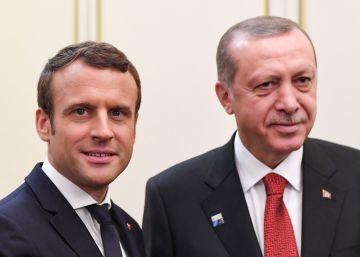 Macron plantea a Turquía una asociación con la UE en lugar de la adhesión