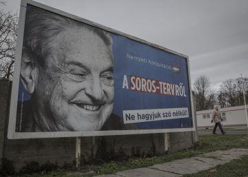 Orbán contra Soros