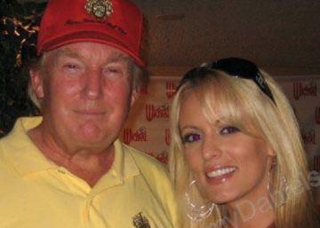 Un abogado de Trump admite que pagó 130.000 dólares a la actriz porno Stormy Daniels