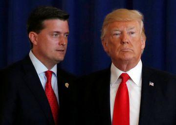 Las acusaciones de maltrato de un asesor de Trump ponen en apuros a la Casa Blanca
