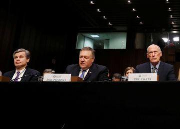La inteligencia de EE UU alerta del riesgo de injerencia rusa en las legislativas de noviembre y en Europa