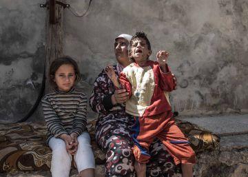 Afrin, último eslabón kurdo del éxodo sirio