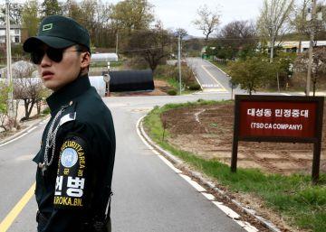 La vida en Taesongdong, la aldea en la línea de frente entre las Coreas