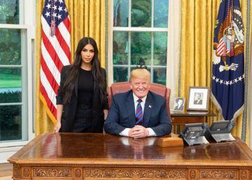 La reunión de Kardashian con Trump afianza la telerrealidad en la Casa Blanca