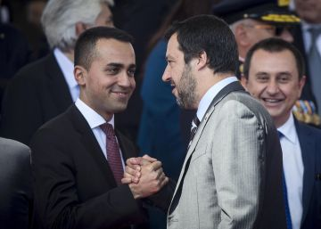 Los vicepresidentes gobiernan Italia