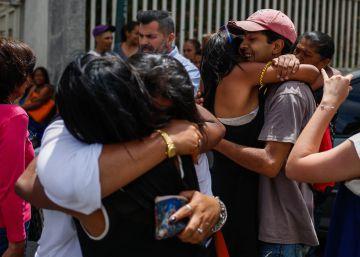 El chavismo excarcela a otros 40 presos políticos