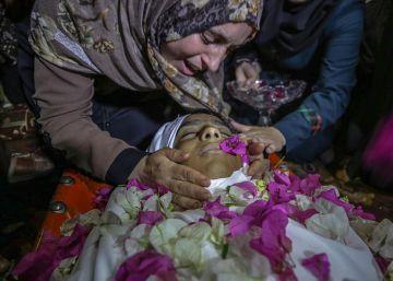 El niño, la enfermera y el periodista, tres caras de la matanza israelí en Gaza