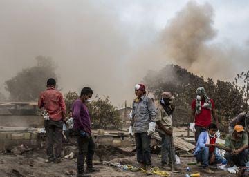 Guatemala, un volcán solo para pobres