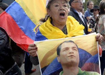 La justicia ecuatoriana dicta una orden de prisión preventiva contra Rafael Correa