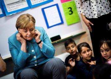 Merkel busca un salvavidas político con cobertura legal