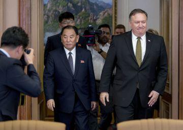 """Corea del Norte considera """"lamentable"""" la actitud de EEUU en la negociación de la desnuclearización"""