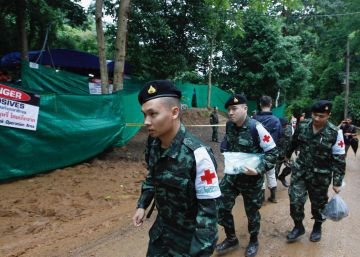 El rescate de los niños atrapados en una cueva de Tailandia, últimas noticias en directo
