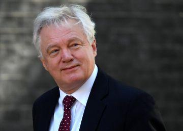 La dimisión del ministro para el Brexit, David Davis, abre una profunda crisis en el Gobierno británico
