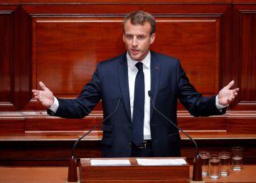 Macron, acusado de favorecer a los ricos, da prioridad a la lucha contra las desigualdades