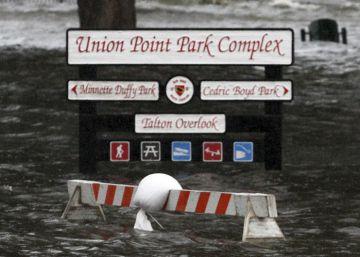 EN VIVO | El ojo del huracán Florence toca tierra en Carolina del Norte: últimas noticias en directo