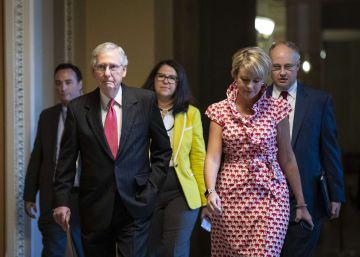 Los republicanos se aseguran los votos necesarios para confirmar a Kavanaugh