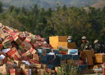 Las autoridades cifran en 5.000 los desaparecidos tras el terremoto en Indonesia