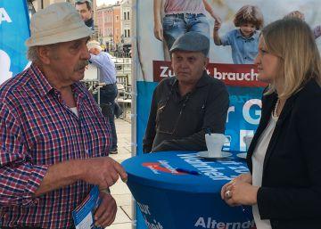 El partido ultra AfD despliega la operación 'Baviera first'