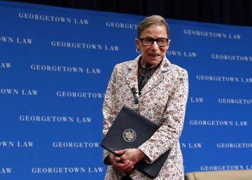 Por qué el accidente de una juez del Supremo inquieta a muchos en Estados Unidos