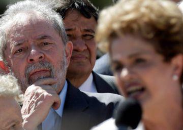 El juez imputa a Lula da Silva, Dilma Rousseff y la cúpula del PT por corrupción