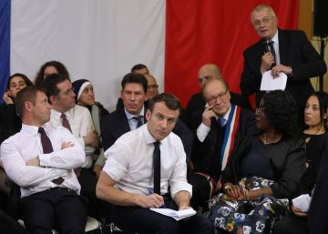 Macron retoma impulso tras la crisis de los 'chalecos amarillos'