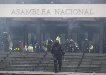 Las protestas se agudizan en Ecuador antes de la gran movilización contra Lenín Moreno