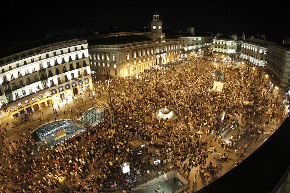 Plataforma toma la calle p gina 10 for Puerta del sol uvas