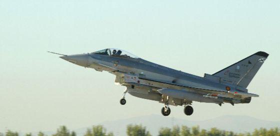 España. Gastos militares: armamento... 1323028067_593751_1323028983_noticia_normal