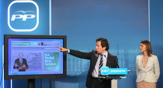 El pp respalda a rato y culpa de la crisis de bankia al for Bankia cajero mas cercano